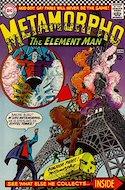 Metamorpho (Vol. 1 1965-1968) (Comic Book) #6