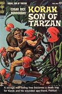 Korak Son of Tarzan / The Tarzan Family (Comic-book. 32 pp) #5