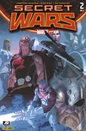 Secret Wars (2015 Portadas alternativas) (Grapa) #2
