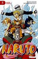 Naruto (Rústica con sobrecubierta) #5