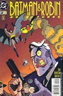 Batman & Robin Adventures (saddle-stitched) #2