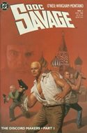 Doc Savage Vol 2 (1988-1990) (Comic-book.) #1