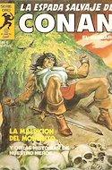 La Espada Salvaje de Conan. Vol 1 (1982-1996) (Grapa. B/N.) #6