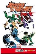Jóvenes Vengadores Vol. 2 (2013-2014) (Grapa) #4