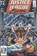 Justice League Europe #9