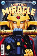 Mister Miracle (Vol. 4, 2017- 2018) (Comic Book) #4