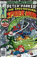 The Spectacular Spider-Man Vol. 1 (Comic Book) #4