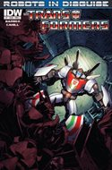 Transformers: Robots in Disguise (Cómic grapa) #7