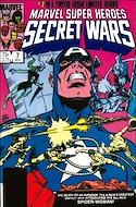 Marvel Super Heroes Secret Wars (Comic Book) #7