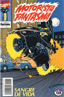 Motorista Fantasma (1991-1994) (Grapa. 17x26. 24 páginas. Color. (1991-1994).) #2