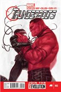 Thunderbolts Vol 2 (Grapa) #2