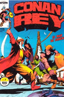 Conan Rey (Grapa. 32 páginas.) #7