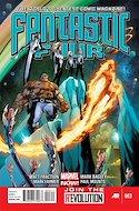 Fantastic Four Vol. 4 (Comic Book) #3