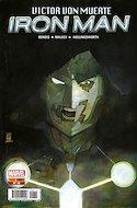 Victor von Muerte: Iron Man (2017-2018) (Grapa. 24 páginas.) #12