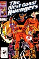 West Coast Avengers Vol. 2 (Comic-book. 1985 -1989) #9