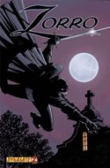 Zorro (Grapa) #2