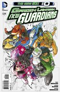 Green Lantern New Guardians (2011-2015) (2011 - 2015) Grapa #0