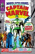 Marvel Super-Heroes (Grapa) #12