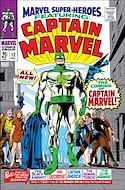 Marvel Super-Heroes (Comic Book) #12