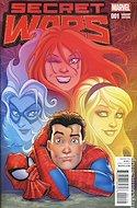 Secret Wars (2015) Variant Covers (Comic Book) #1.17