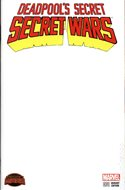 Deadpool's Secret Secret Wars (Variant Cover) (Comic Book) #1.5