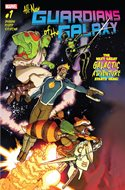 All-New Guardians of the Galaxy (Comic Book) #1