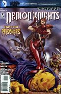Demon Knights (2011-2013) (Comic-Book) #7