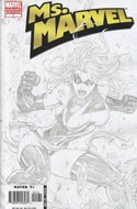 Ms. Marvel Vol. 2 (2006-2010 Variant Cover) (Comic Book) #1.1