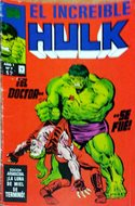 El Increible Hulk (Grapa) #7