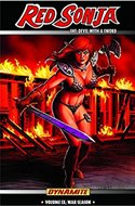 Red Sonja. She-Devil with a Sword (Softcover) #9