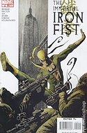 The Immortal Iron Fist (2007-2009) (Grapa) #2