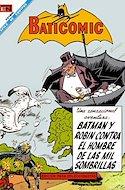 Batman - Baticomic (Rústica-grapa) #7
