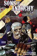Sons of the Anarchy (Comic Book) #2