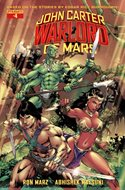 John Carter, Warlord of Mars (Saddle-stitched) #4