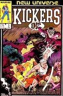 Kickers, Inc. Vol 1 (Comic-book.) #3