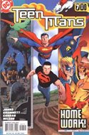 Teen Titans Vol. 3 (2003-2011) (Comic Book) #7