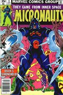 The Micronauts Vol.1 (1979-1984) (Comic Book 32 pp) #4