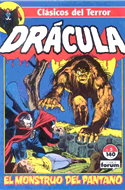 Clásicos del Terror: Drácula (1988-1989) (Grapa. 17x26. Color.) #5