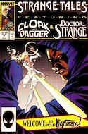 Strange Tales Vol. 2 (1987-1988) (Comic-book.) #4