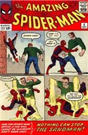 The Amazing Spider-Man Vol. 1 (1963-2007) (Comic-book) #4