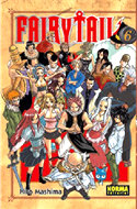 Fairy Tail (Rústica con sobrecubierta) #6