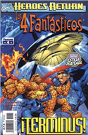 Los 4 Fantásticos Vol. 3 (1998-2001). Heroes Return (Grapa 24-48 pp) #4