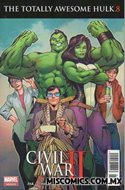 The Totally Awesome Hulk (Grapa) #8
