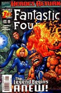 Fantastic Four Vol. 3 (1998-2012) (Comic Book) #1
