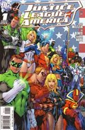 Justice League of America Vol. 2 (2006-2011) (saddle-stitched) #1