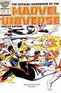 Official Handbook of the Marvel Universe Vol 2 (Handbook) #9