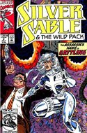 Silver Sable and the Wild Pack (1992-1995; 2017) (Comic-Book) #2