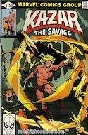 Ka-Zar the Savage Vol 1 (Grapa) #2