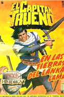 El Capitán Trueno. Edición Histórica (Grapa 36 pp) #4