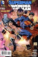 Superman / Wonder Woman (2013-2016) (Comic Book) #2